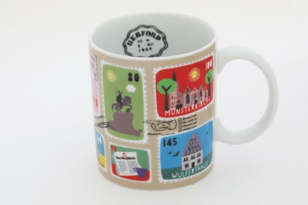 Tasse Stamps - Herford