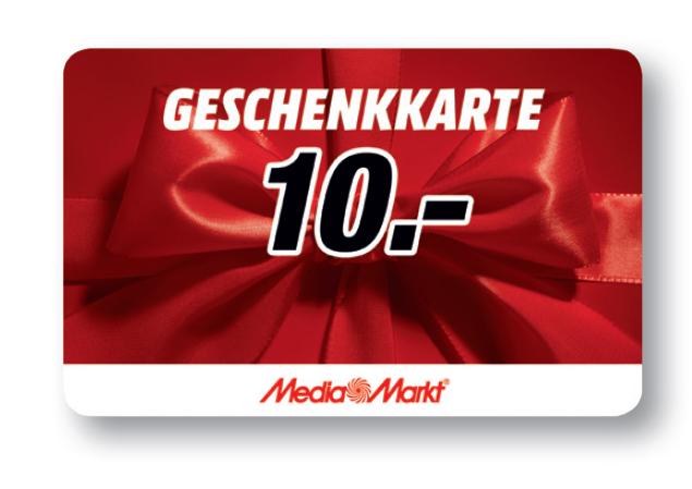Media Markt 10 Gutschein