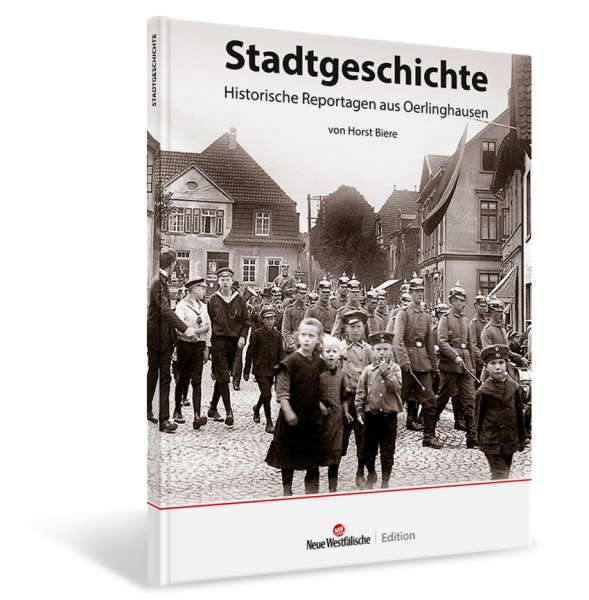Stadtgeschichte Oerlinghausen - Band I