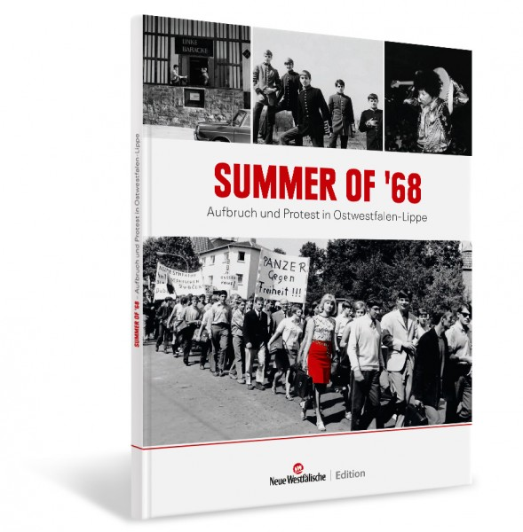 Buch Summer of ´68