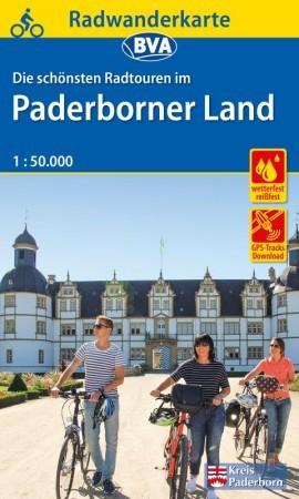 Radwanderkarte Paderborner Land