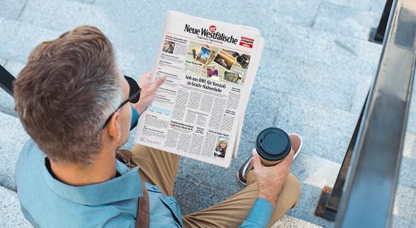Die Tageszeitung im Abo
