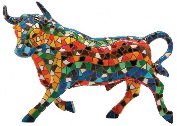 """Mosaikfigur """"El Toro Mosaico"""""""