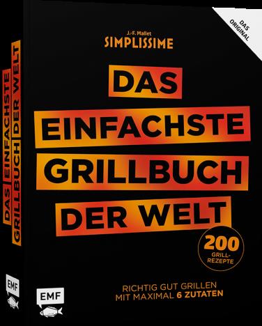 Das einfachste Grillbuch der Welt
