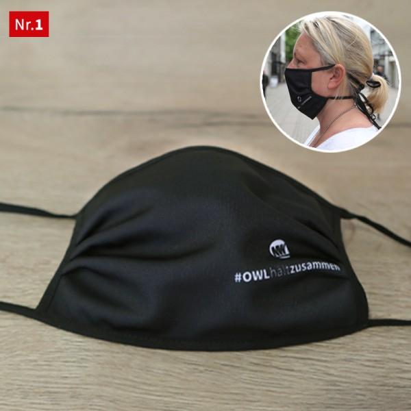 Mund - Nasen - Maske NW Edition