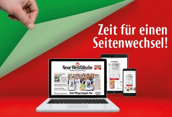 Jetzt die digitale Zeitung gratis testen