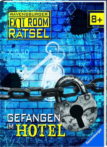 Exit Rätselbuch - Gefangen im Hotel