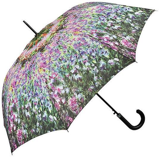 """Claude Monet: Stockschirm """"Der Garten"""""""