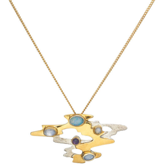 "Collier ""Monet Reflections"""