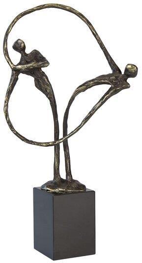 "Gerard: Skulptur ""Heart to Heart"""
