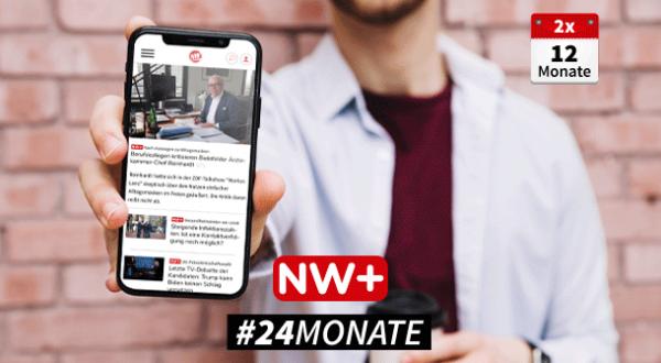 NW+ Webabo 2-Jahres-Angebot