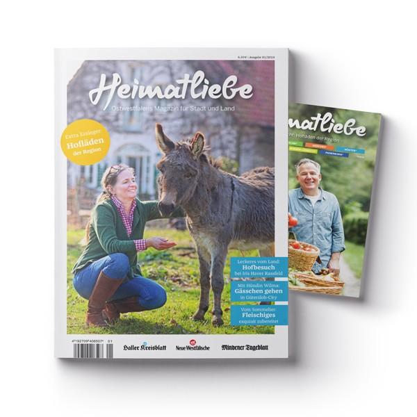 Magazin Heimatliebe