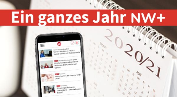 NW+ Webabo Jahres-Angebot