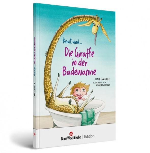 """NW-Kinderbuch """"Die Giraffe in der Badewanne"""""""