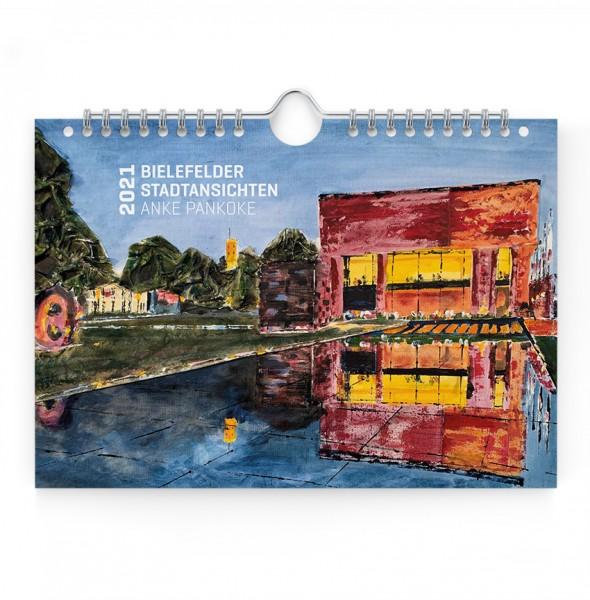 Stadtansichten Bielefeld Kalender 2021